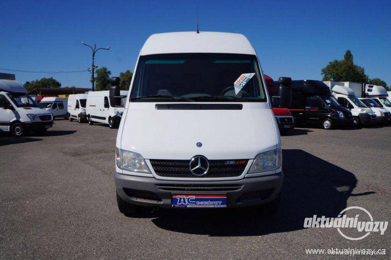 Prodej užitkového vozu Mercedes-Benz Sprinter - foto 7