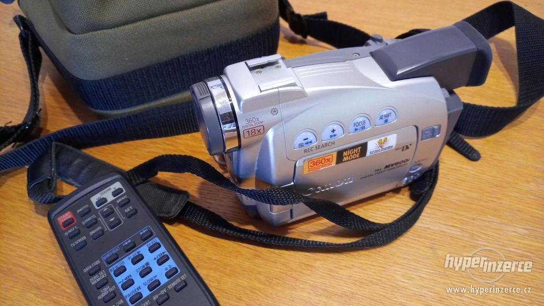 Digitální kamera CANON