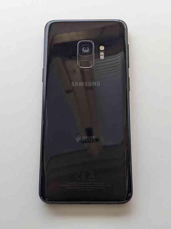 Samsung Galaxy S9 G960F 64GB Dual SIM Midnight Black - foto 6