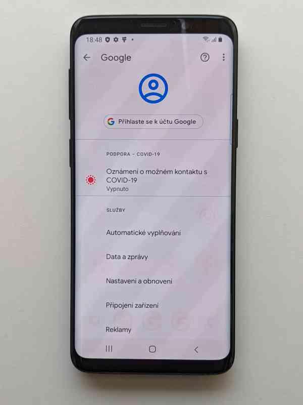 Samsung Galaxy S9 G960F 64GB Dual SIM Midnight Black - foto 3