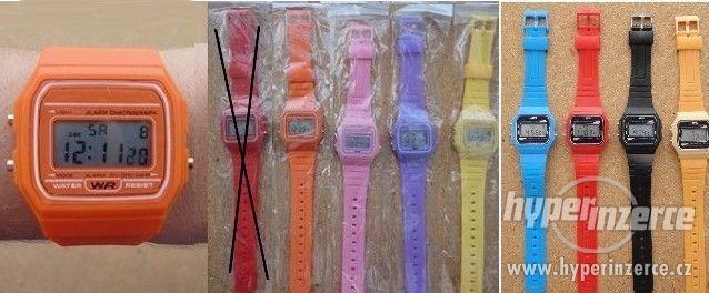 Prodám digitální hodinky (digitálky)