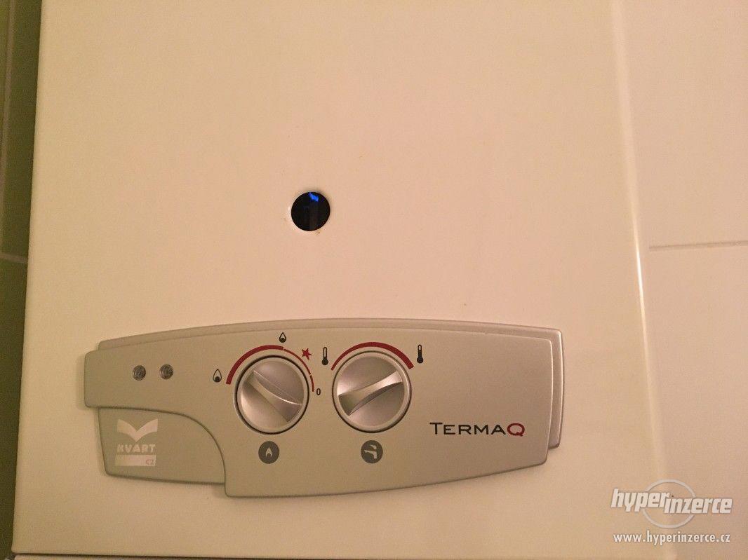 TermaQ průtokový ohřívač plynový - foto 1