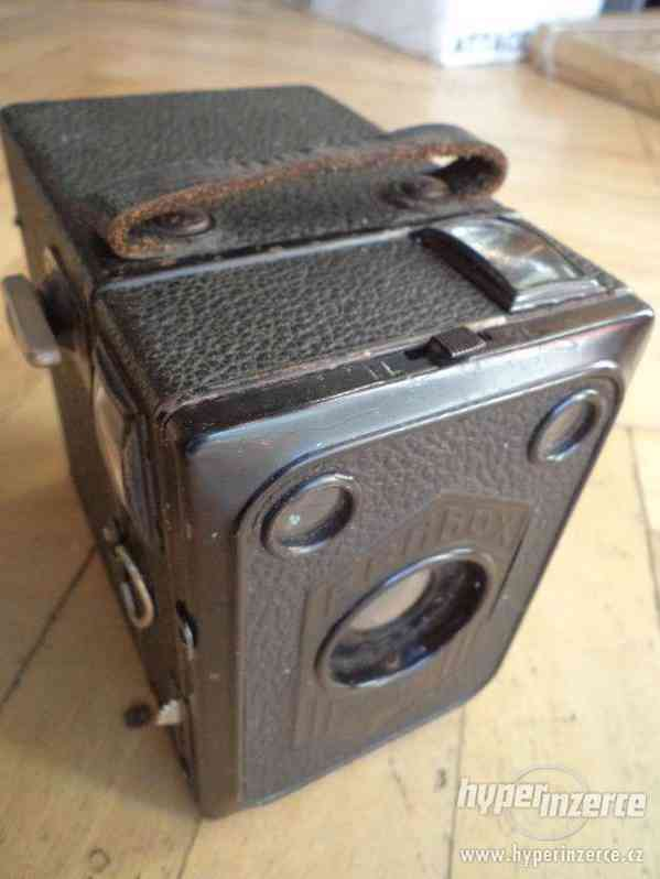 Historický Fotoaparát ERABOX, Zeiss Ikon