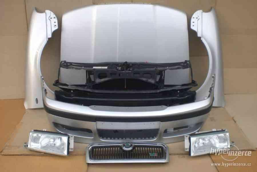 Předek Škoda Octavia I RS