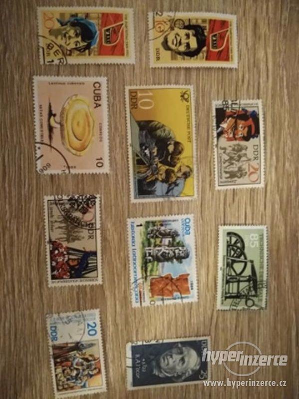 Prodám známky