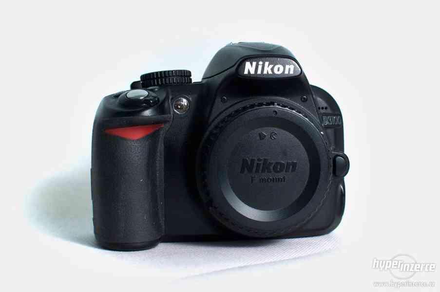 Digitální zrcadlovka Nikon D3100