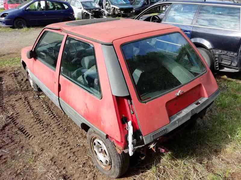 Díly: Renault 5  - foto 3
