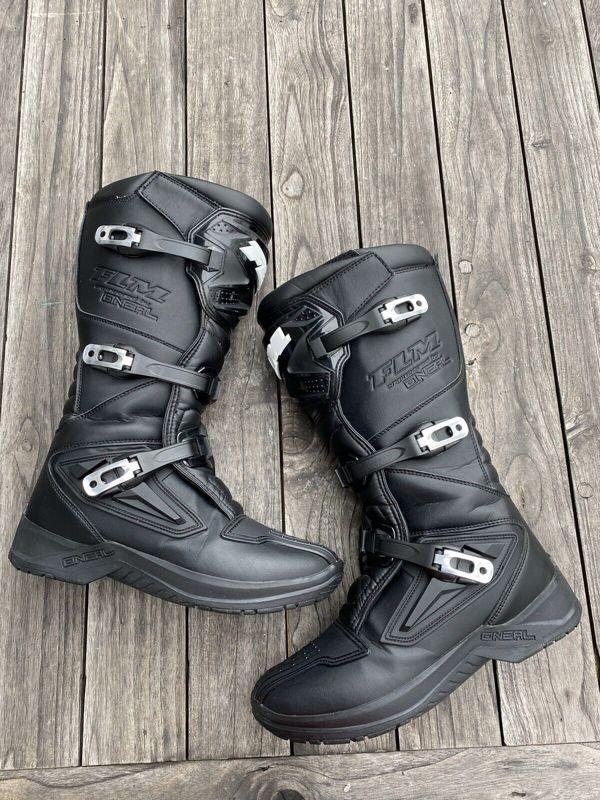 Endurové boty Oneal