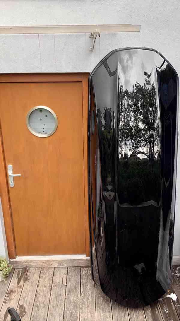 Střešní box 420 litrů (originál BMW)