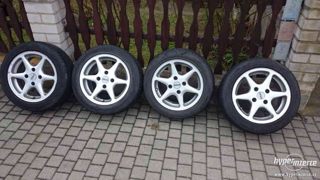 Letní pneu Hankook 195/55 R15