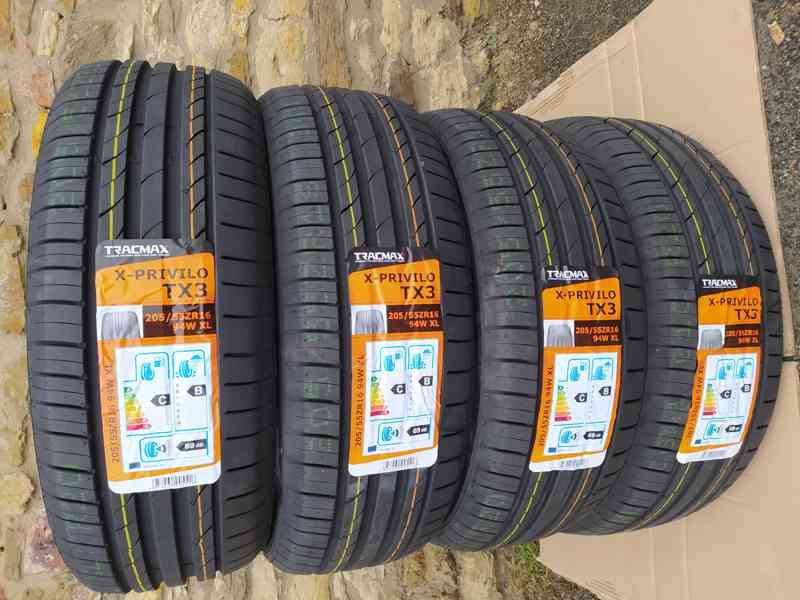 205/55 r16 Nové letní pneu Ne Protektoru