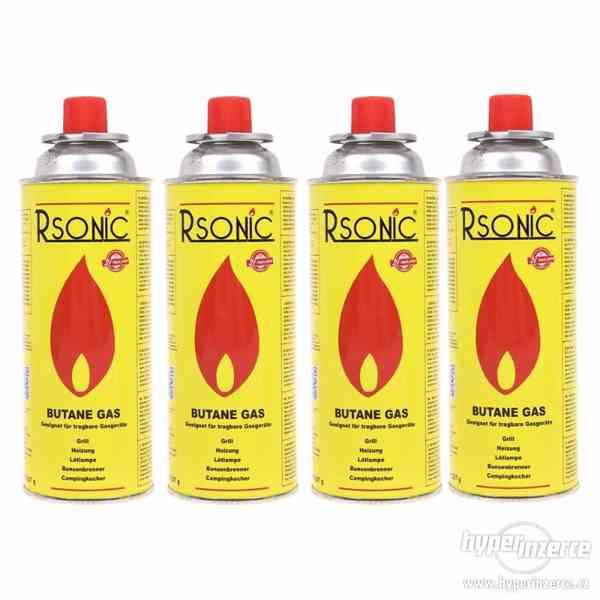 Plynové kartuše RSONIC 4x - foto 1