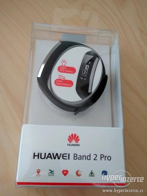 Huawei Band 2 Pro černý - foto 1