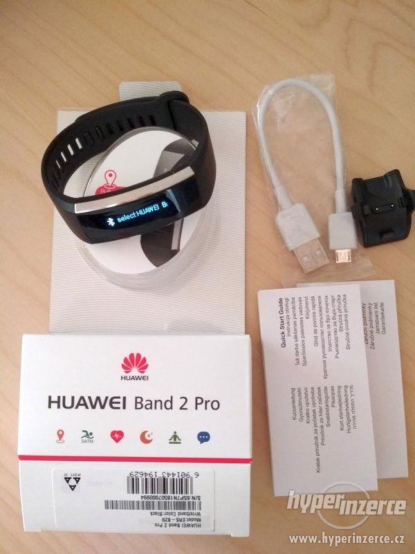 Huawei Band 2 Pro černý - foto 3