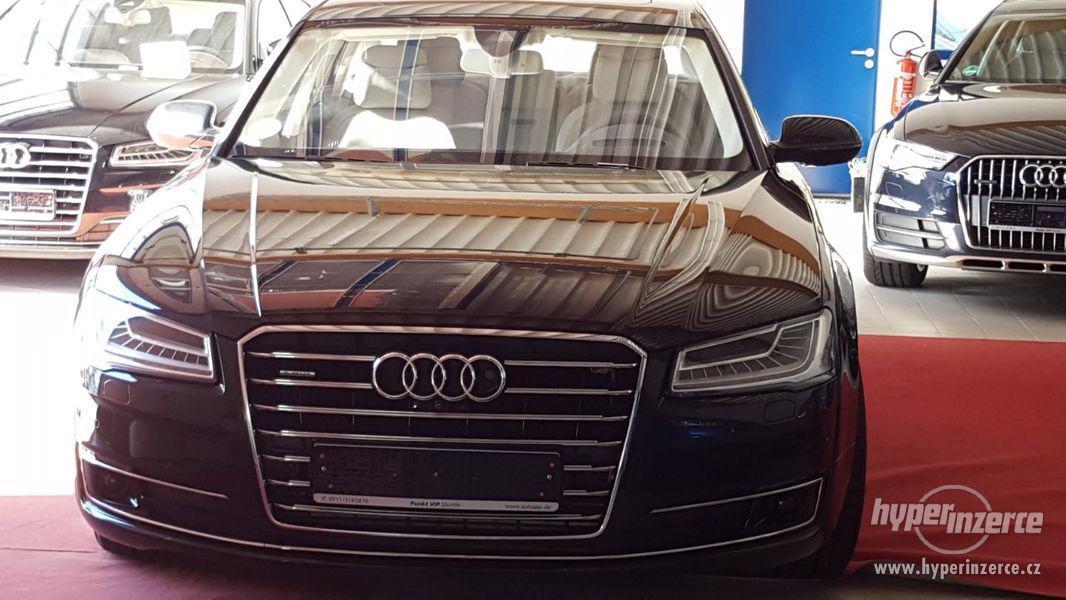 Audi A8. servisní knížka, Euro VI, Bang&Olufsen - foto 1