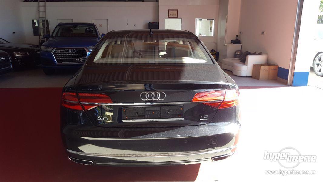 Audi A8. servisní knížka, Euro VI, Bang&Olufsen - foto 3
