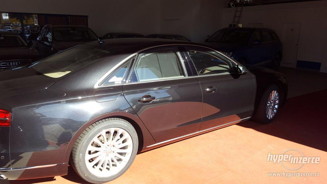 Audi A8. servisní knížka, Euro VI, Bang&Olufsen - foto 4