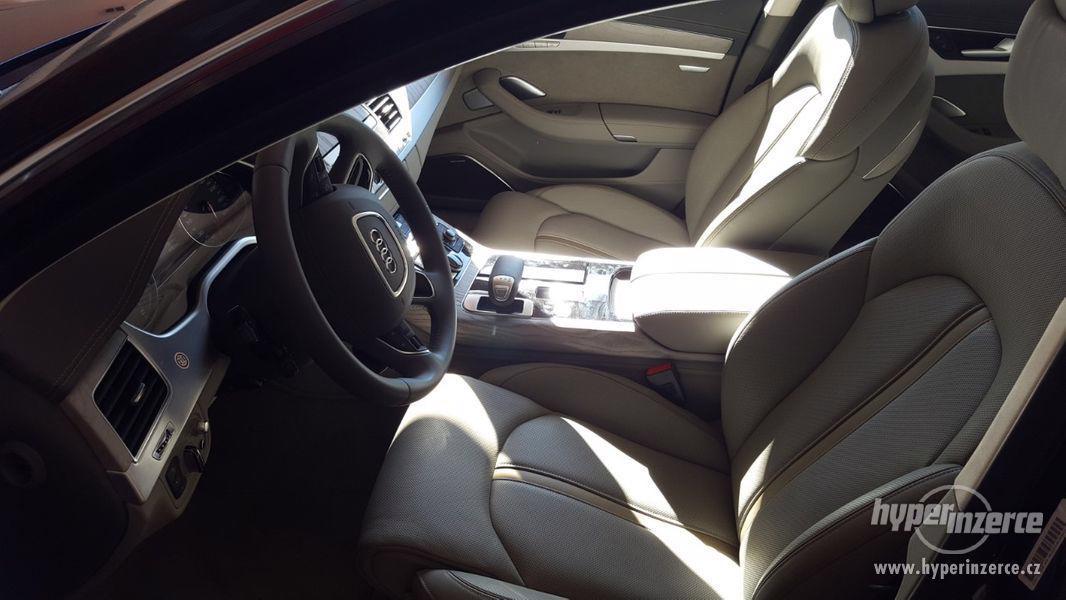 Audi A8. servisní knížka, Euro VI, Bang&Olufsen - foto 5