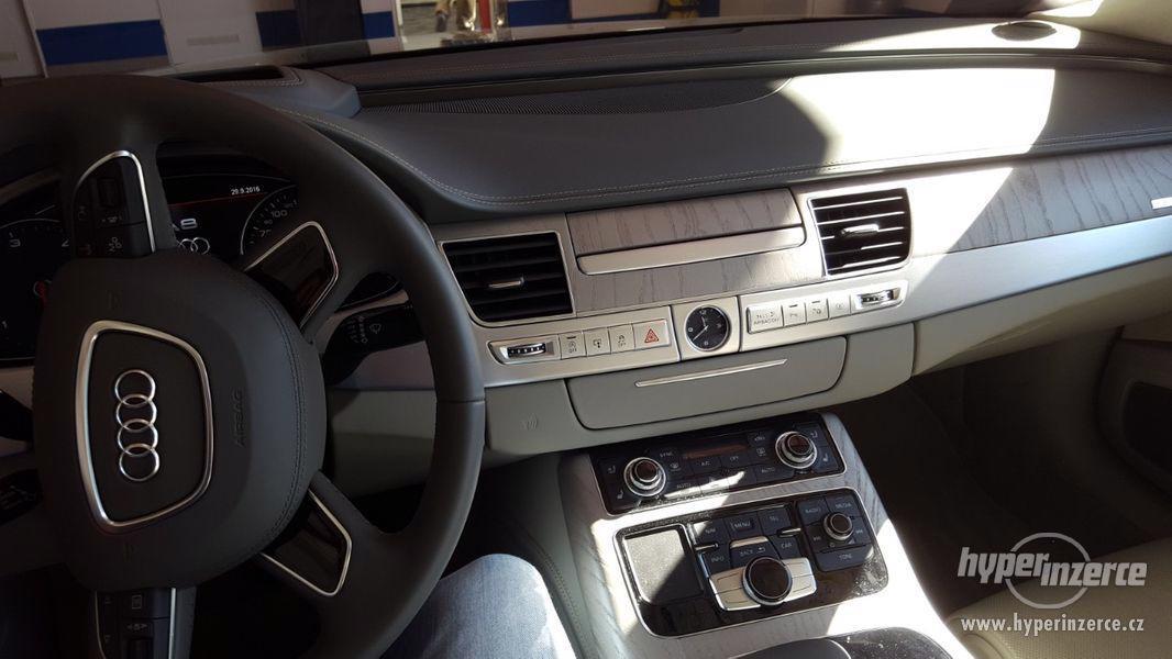 Audi A8. servisní knížka, Euro VI, Bang&Olufsen - foto 6