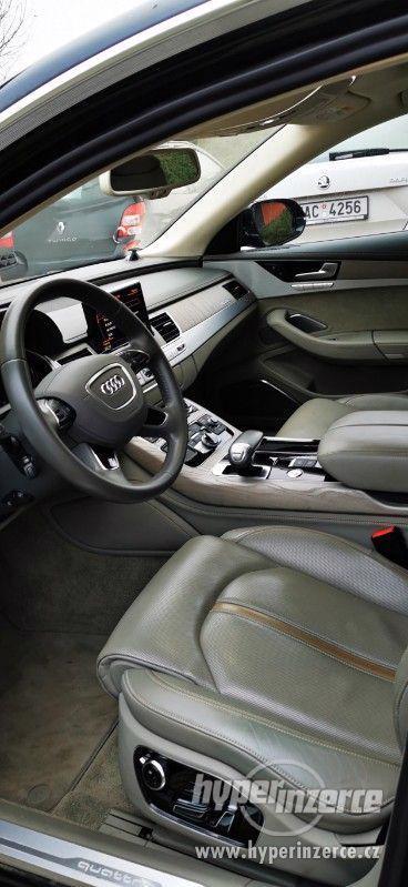 Audi A8. servisní knížka, Euro VI, Bang&Olufsen - foto 7