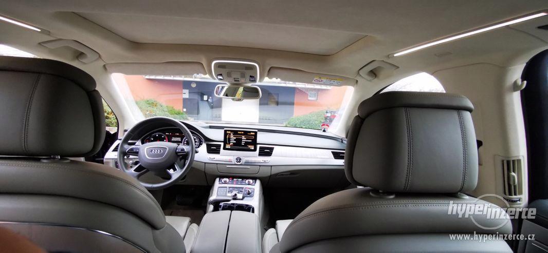 Audi A8. servisní knížka, Euro VI, Bang&Olufsen - foto 8