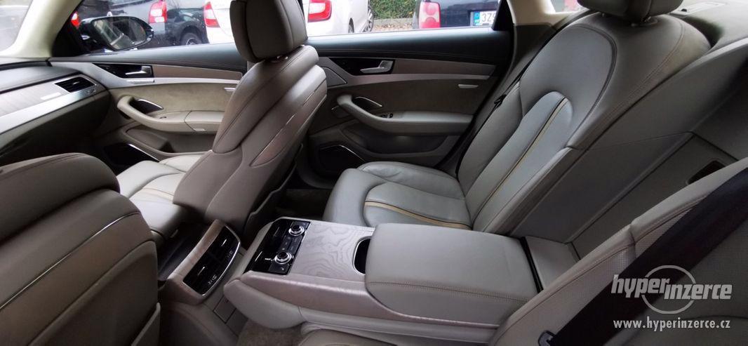 Audi A8. servisní knížka, Euro VI, Bang&Olufsen - foto 9