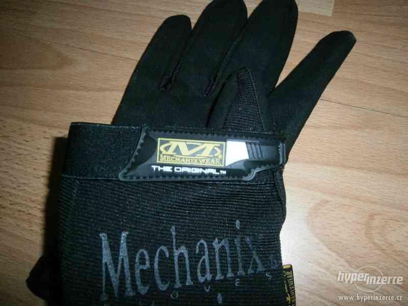 Rukavice Mechanix Wear ORIGINAL XL. nové - foto 3