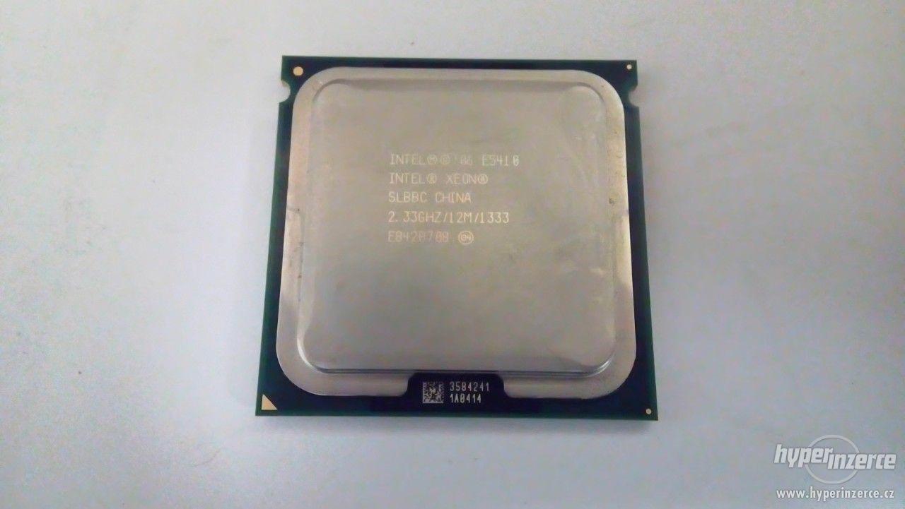 Procesor Intel Xeon E5410 2,33 GHz , 4-jadrový - foto 1