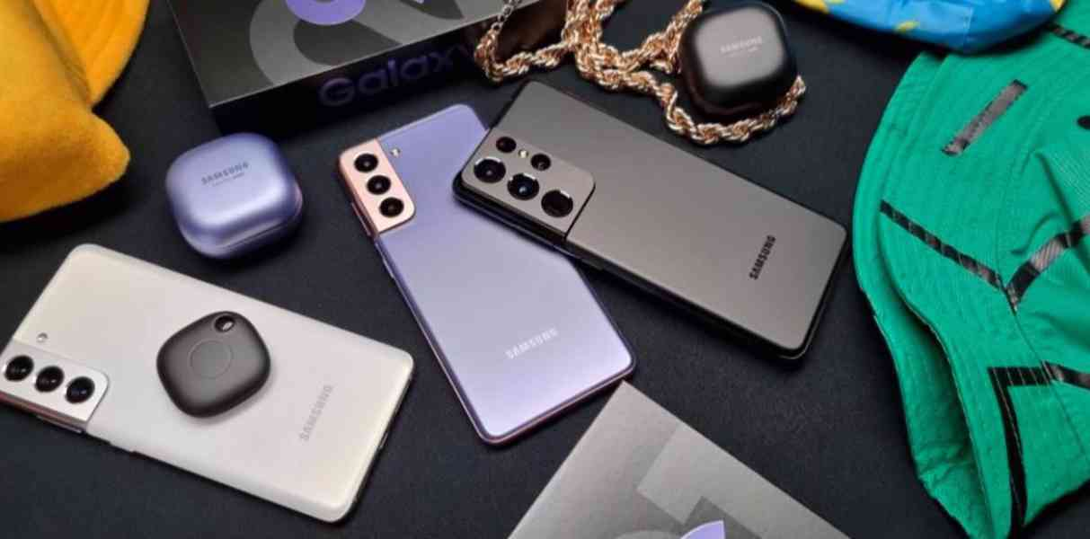 NEROZBALENÝ - Samsung S21 5G 128gb, 8gb (G991B) - foto 7