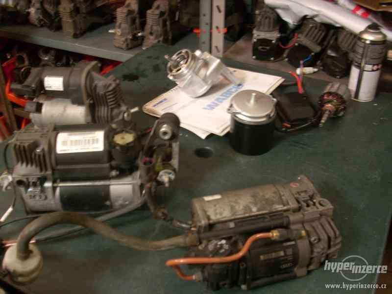 Kompresor vzduchového podvozku - foto 2