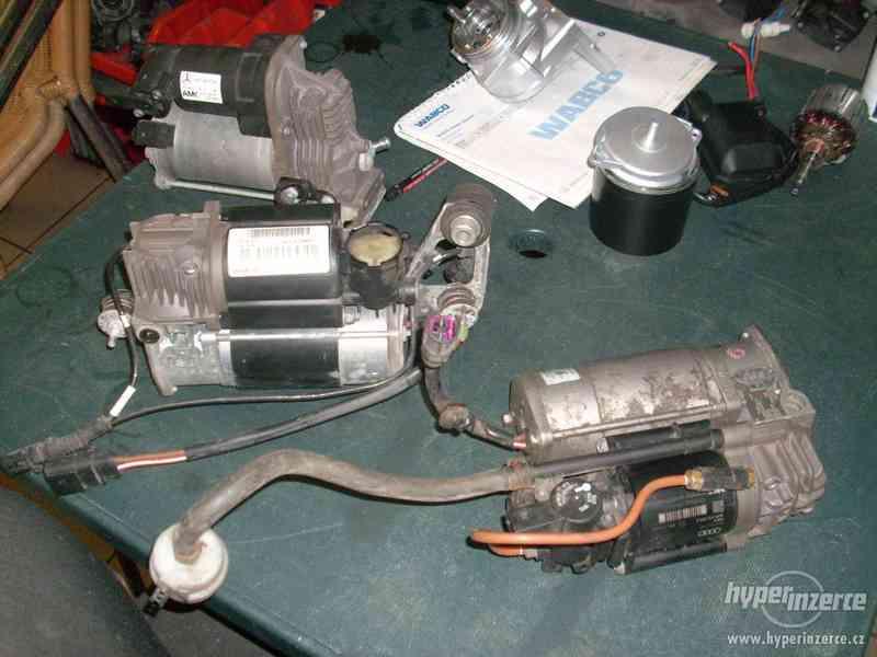 Kompresor vzduchového podvozku - foto 4