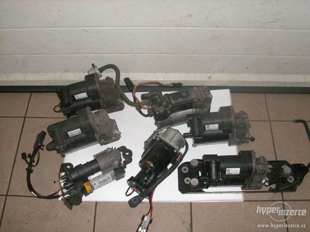 Kompresor vzduchového podvozku - foto 1