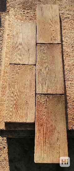 Betonová dlažba v imitaci dřeva Somente - foto 2