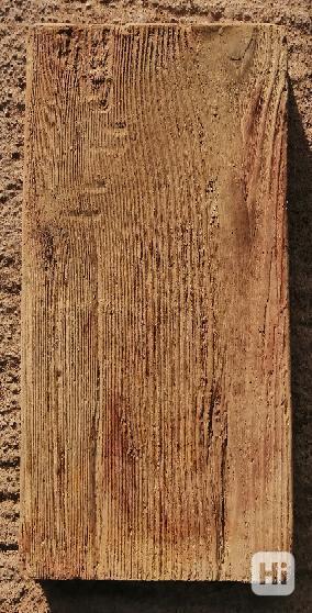 Betonová dlažba v imitaci dřeva Somente - foto 1
