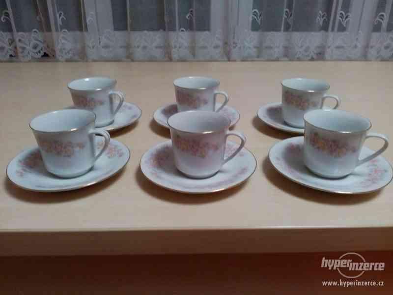 Čínská čajová sada.