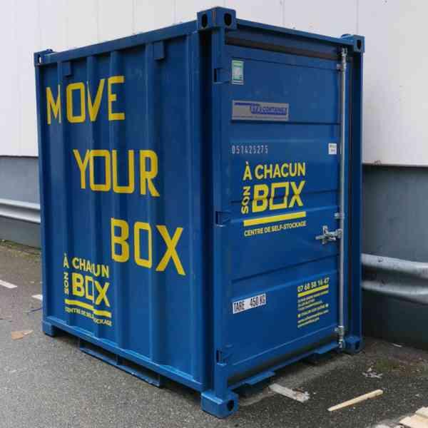nový kontejner na prodej - foto 1