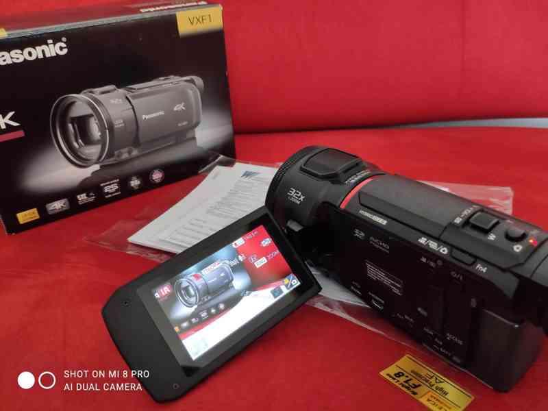 4K kamera Panasonic HC-VXF1  - foto 3