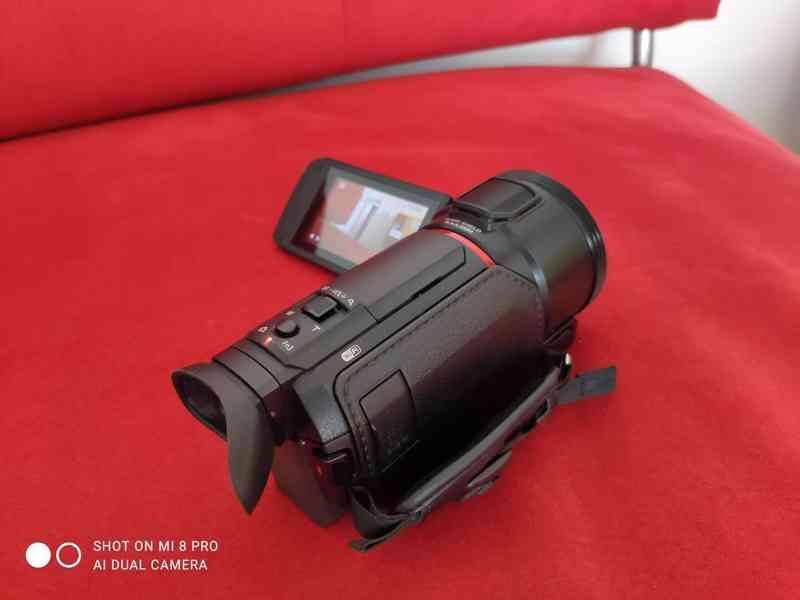 4K kamera Panasonic HC-VXF1  - foto 4