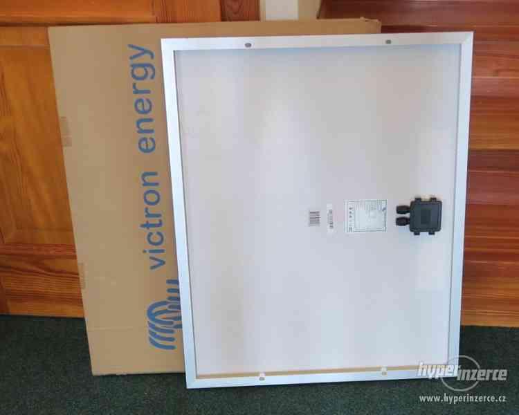 Solární panel fotovoltaický polykrystal 60W - 12V - foto 2
