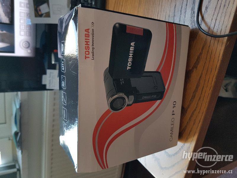 Videokamera Toshiba