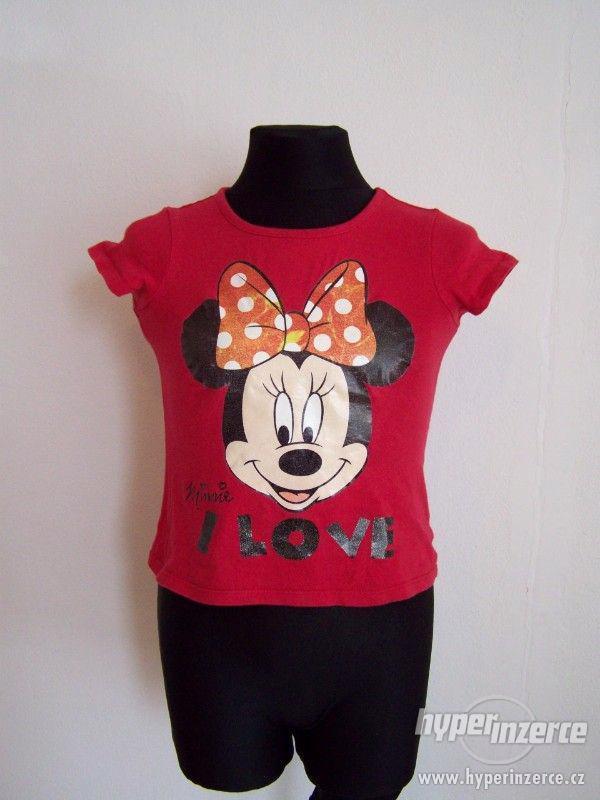 Tričko Next,Tričko Disney, Tričko George...