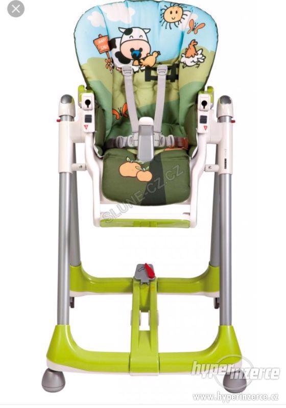 Peg perego JÍDELNÍ židle - foto 1
