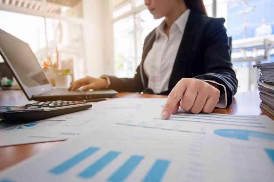 Účetnictví a poradenské služby