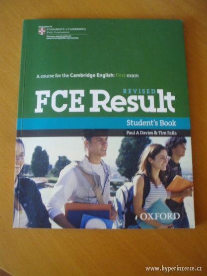 jazykové učebnice FCE Result