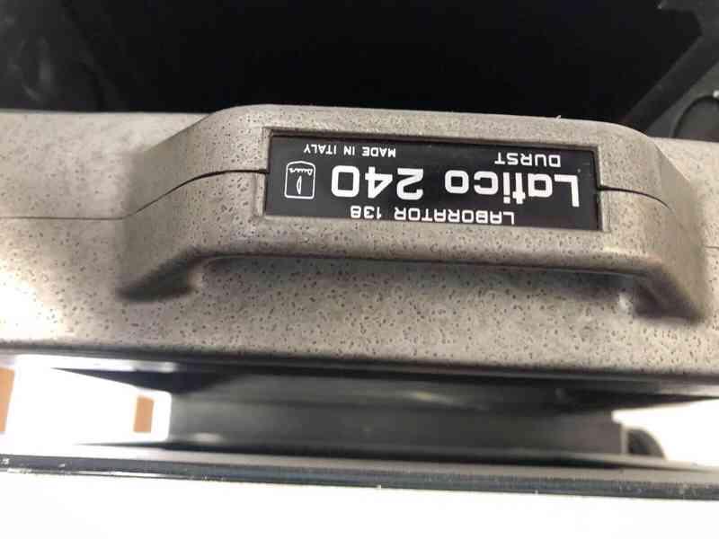 Zvětšovák DURST 138 na negativy až 13x18, obj 105 a 180mm  - foto 4