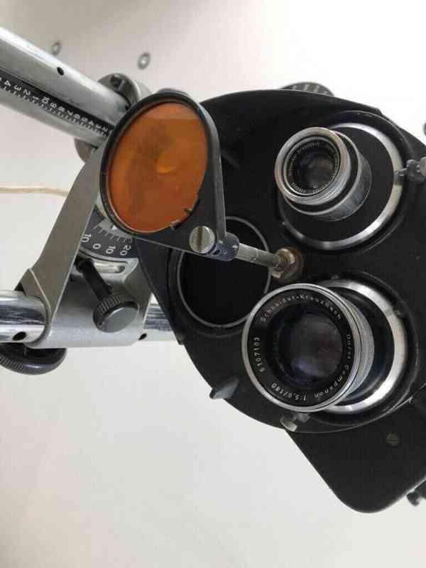 Zvětšovák DURST 138 na negativy až 13x18, obj 105 a 180mm  - foto 3