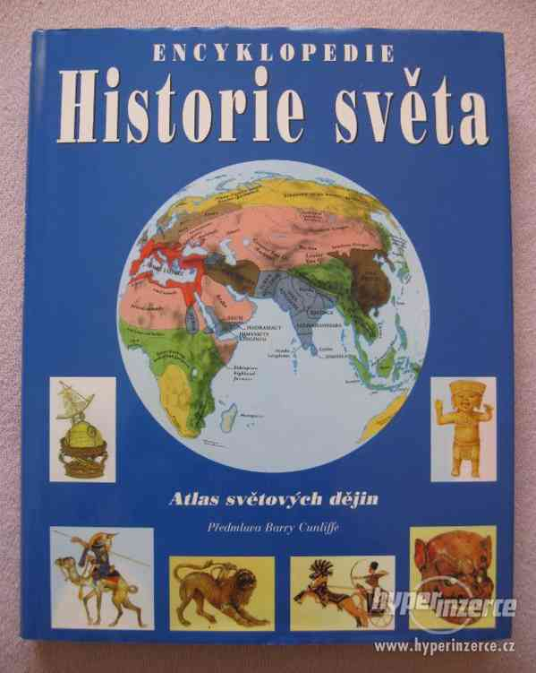 Encyklopedie Historie světa, Atlas světových dějin