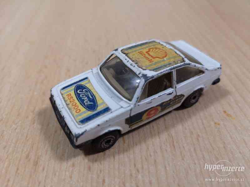 MATCHBOX FORD ESCORT RS2000 No 9 1978