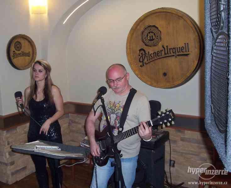 Kapela,živá hudba na svatbu