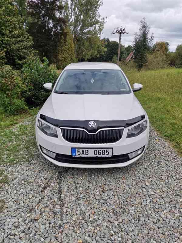 Škoda Octavia lll combi 1.6 TDI 81 KW /bílá ca